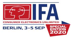 IFA 2020 Hörgeräte