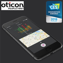 Oticon HearingFitness - App