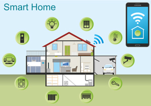 Smart Home Hörgeräte